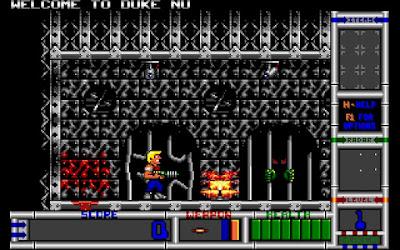 Videojuego Duke Nukem 1991