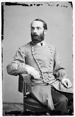 photograph of Joseph Wheeler from Library of Congress