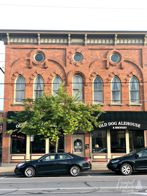 You wouldn't know it by stepping inside its doors, but the Old Dog Brewery & Alehouse is fairly new on the scene in historic downtown Delaware, Ohio having only been opened for less than a year now.