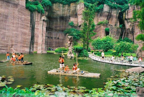 Jadikan Guangzhou Destinasi Percutian Anda