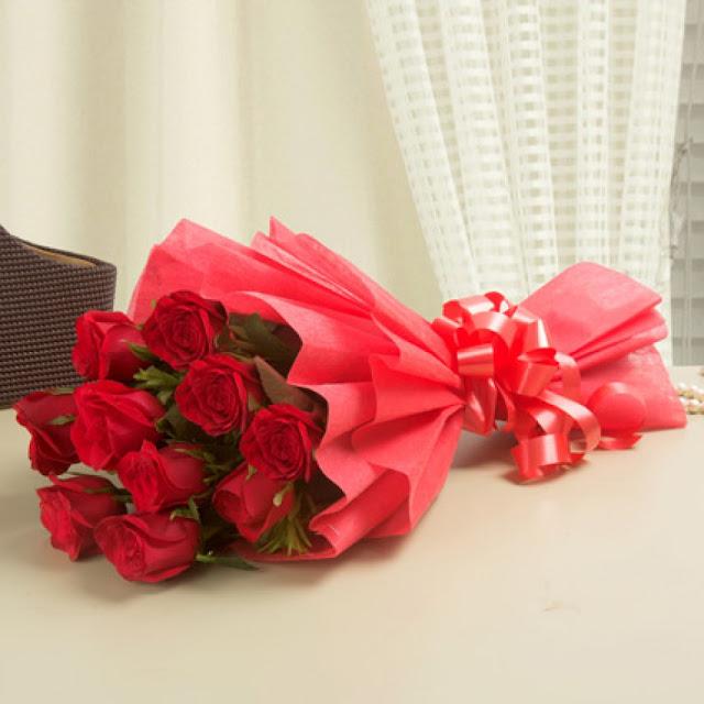 ý nghĩa 9 bông hoa hồng