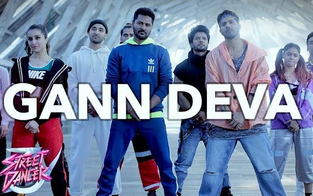 Gann Deva Lyrics - Street Dancer 3D  Varun  Shraddha - Friendslyrics