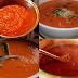 طريقة عمل شوربة الطماطم البسيطه