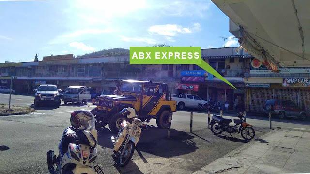 Dimana Tempat Pos ABX Express Di Tambunan