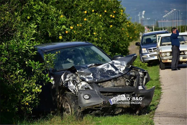 21 τροχαία με 4 νεκρούς τον Φεβρουάριο στην Πελοπόννησο