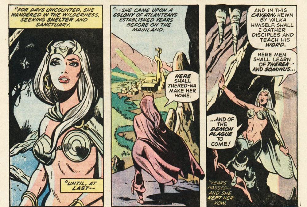 WandaVision episodio 8 Easter Egg citazioni curiosità fumetti Marvel Agatha Harkness