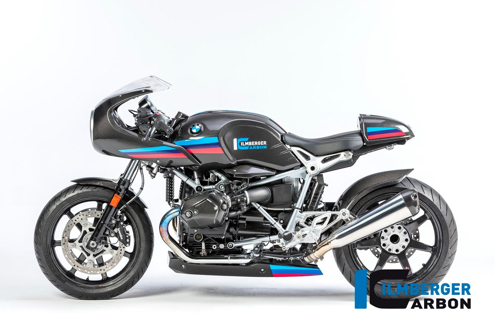 racing caf bmw r ninet racer carbon by ilmberger carbon. Black Bedroom Furniture Sets. Home Design Ideas