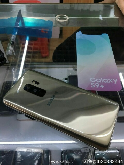 bocoran samsung galaxy s9 plus 7