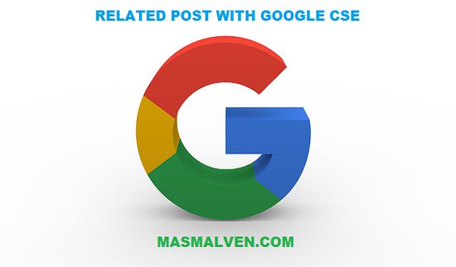 Cara Membuat Related Post Dengan Google CSE 1