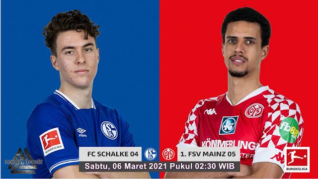 Prediksi Schalke 04 Vs FSV Mainz 05