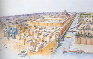 scheda semplificata sui babilonesi (#nonsolodsa)
