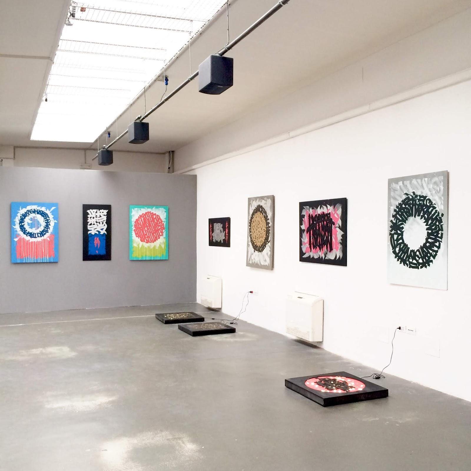 Exposición de Arte del artista contemporáneo mexicano Said Dokins