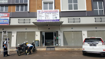 Jasa service AC Chiller di Cikarang dan Karawang