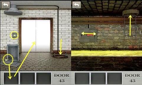 Best Game App Walkthrough 100 Locked Doors Level 41 42 43