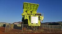 The Jolly Green Giant of Paraburdoo | Australian Roadside Attractions