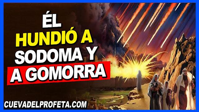 Él hundió a Sodoma y a Gomorra - William Marrion Branham en Español