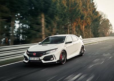 2017 Honda Civic Type R Price Announced