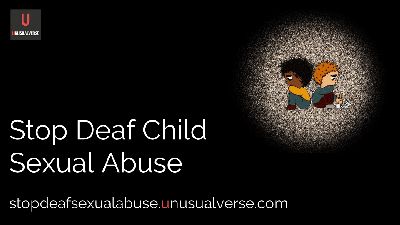 Stop Deaf Child Sexual Abuse