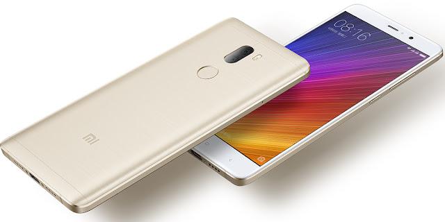 Spesifikasi dan Harga Xiaomi Mi 5s Plus