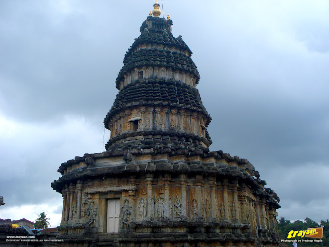 Vidyashankara Temple in Sringeri, Chikkamagalur district, Karnataka, India