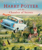 Resultado de imagen de harry potter y la camara secreta ilustrado