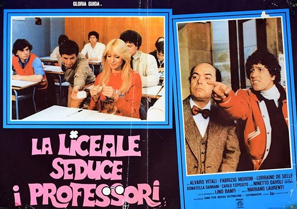 WATCH La liceale seduce i professori 1979 ONLINE freezone-pelisonline