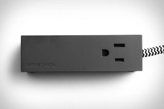 Native Union Smart Charger Side Plug