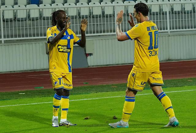 GJILANI 0-2 ΑΠΟΕΛ «Φωτογραφίες αγώνα»