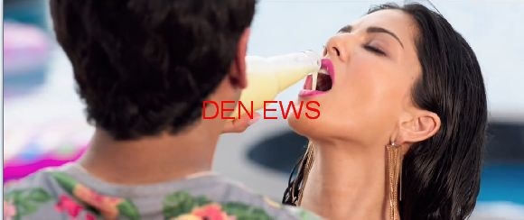 YOU WANT TO DRINK MY MILK SAYS SUNNY LEONE IN MASTIZAADE DOUBLE MEANING VULGAR DIALOGUES ITS TASTES GOOD