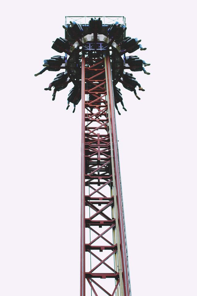 Thorpe Park Detonator