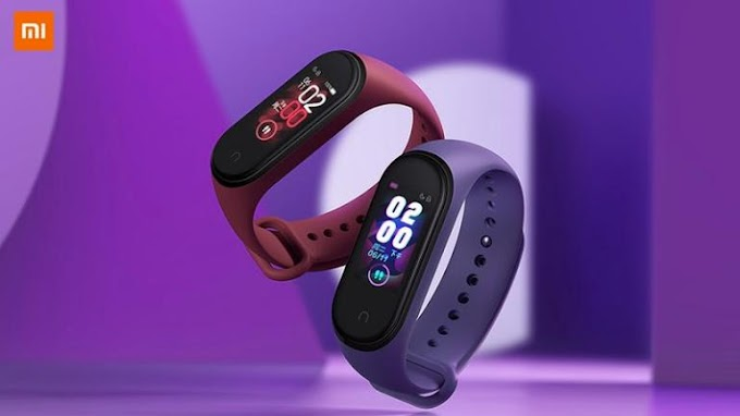 Xiaomi Mi Band 4 with Colour Display and Avengers Edition Launched