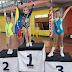 Equipo gimnasia aeróbica de Yaracuy obtiene oro en Campeonato Nacional Interclubes