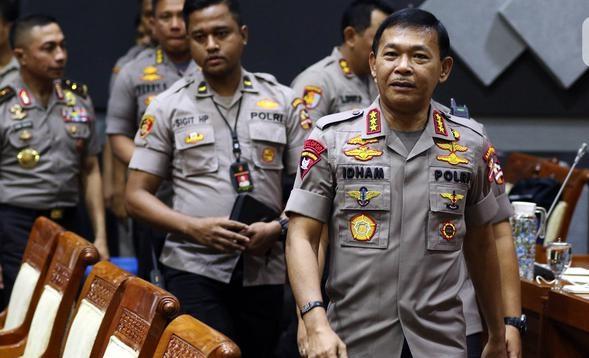 Maklumat Kapolri: Kalo Ada Masyarakat yang Akses Konten FPI, Siap-siap Ini Ancamannya..