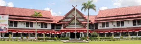 Gedung Kantor Bupati Kabupaten Bungo