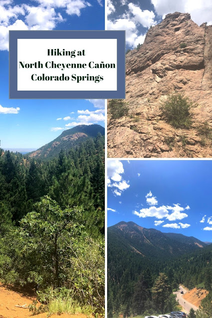 Evergreens for Miles, Sweeping Views, Majestic Rocks and Waterfalls Enchant at North Cheyenne Canon Park in Colorado Springs