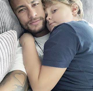 Filho de Neymar vai morar em Barcelona