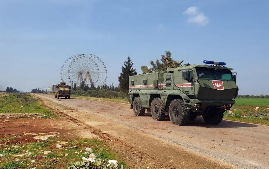 Τούρκοι στρατιώτες αποχώρησαν από επτά παρατηρητήρια στη Συρία
