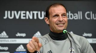 Juventus conferenza stampa Allegri pre Milan video