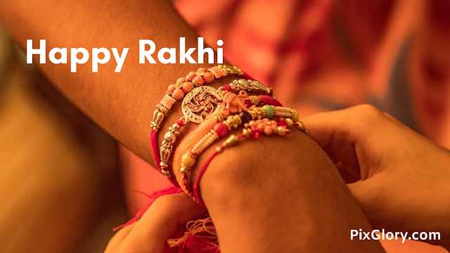 Happy Rakhi Brother Sister