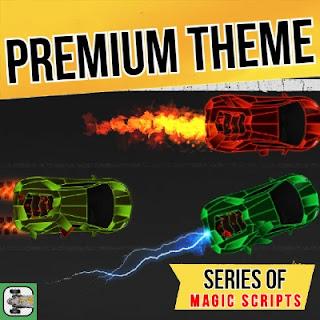 Nitro Type Premium Theme