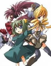 Mahou Shoujo Oriko★Magica Manga