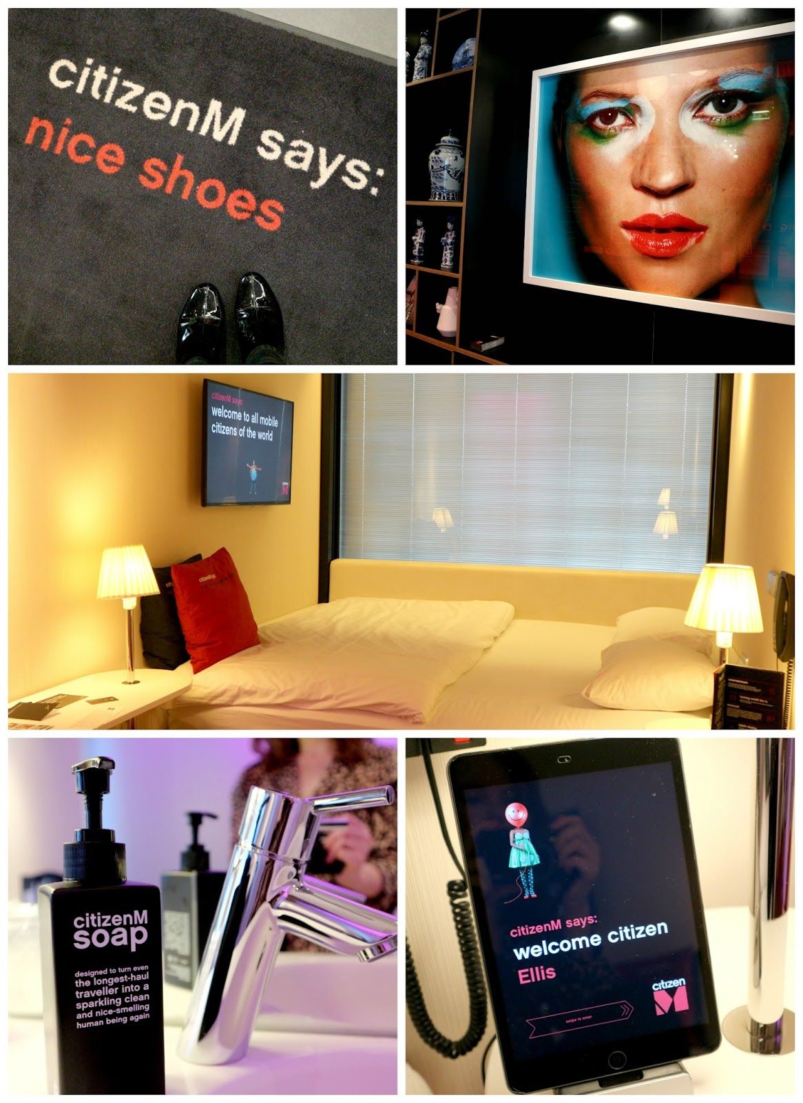 CitizenM Glasgow Review