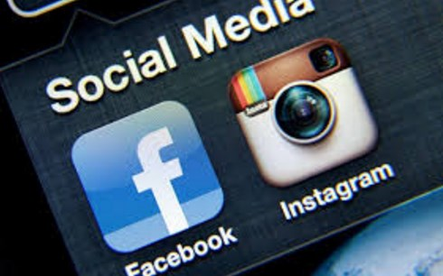 How to add instagram app to facebook page