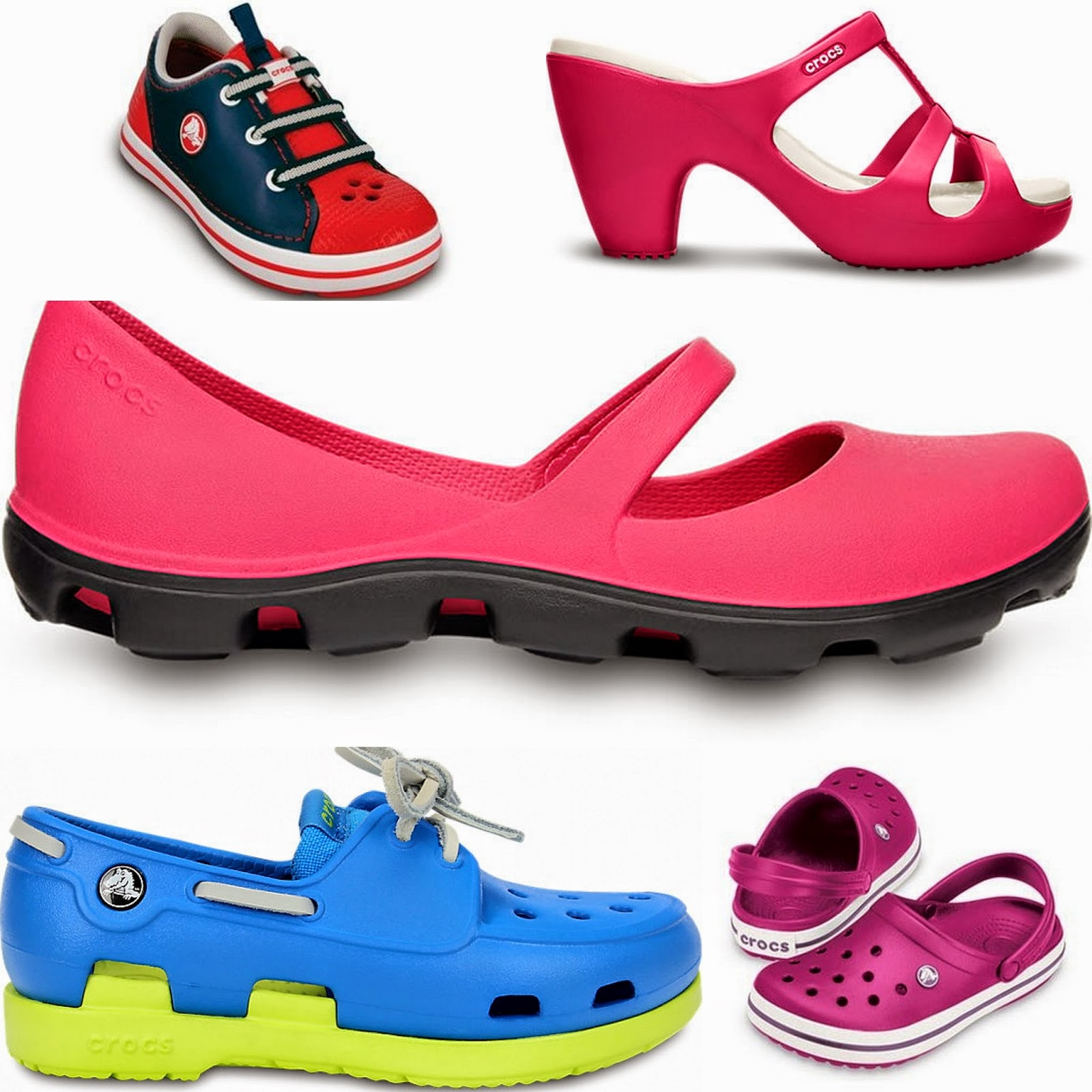 bc724597efd74 Crocs es una marca con 12 años en el mercado y una gran variedad de zapatos  para hombres