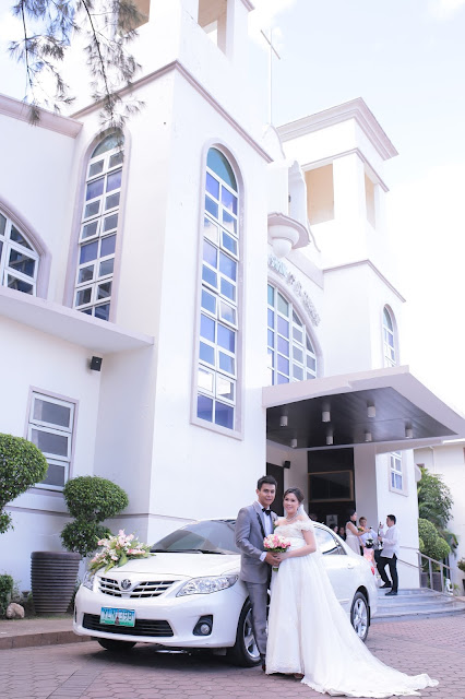 affordable wedding package cebu - bridal car rental