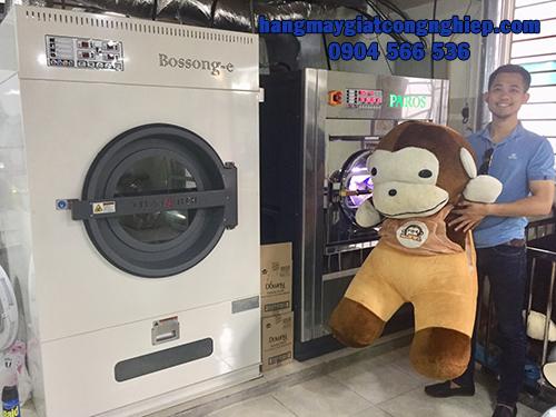 Chọn mua thiết bị giặt là công nghiệp chính hãng ở Hà Nội