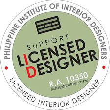 Support Interior Designers Badge