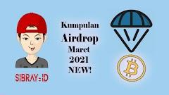 Kumpulan AIRDROP Maret 2021