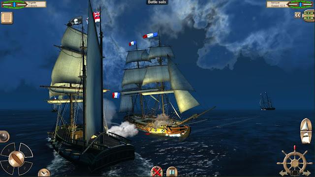 The Pirate Caribbean Hunt for android apk mod terbaru gratis