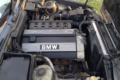 Mesin M50B20 BMW 520i E34